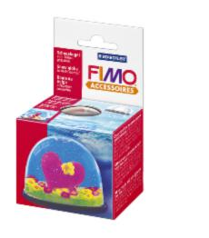 40/8629/05 FIMO Snow globe oval, 70*52мм, STAEDTLER